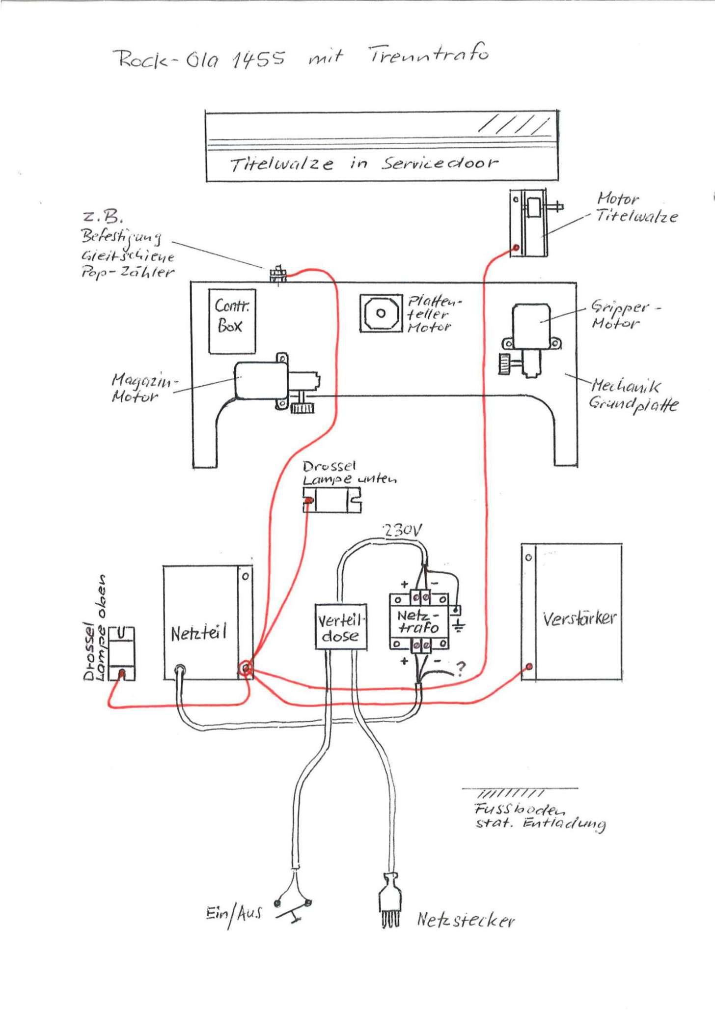 Großartig Automatische Verkabelung Reparatur Zeitgenössisch ...